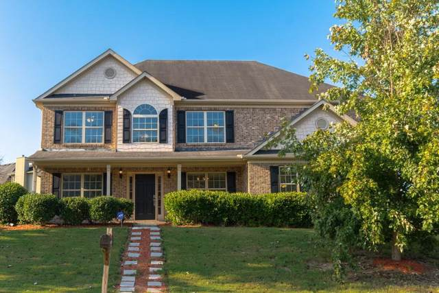 1153 Paris Drive, Hampton, GA 30228 (MLS #6620976) :: Rock River Realty