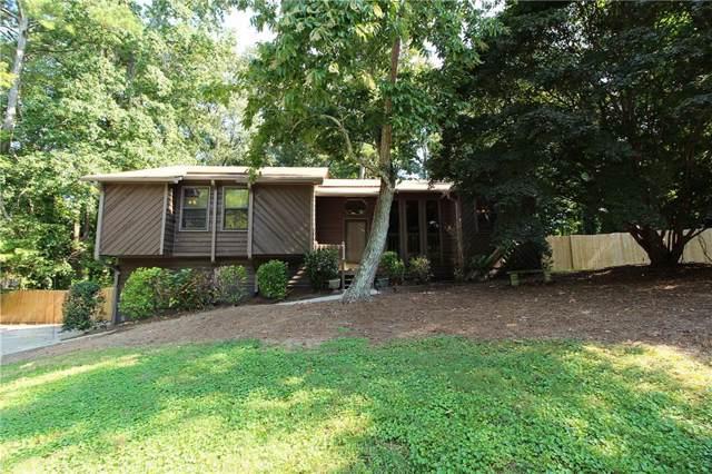1703 Hickory Grove Trail NW, Acworth, GA 30102 (MLS #6621007) :: North Atlanta Home Team