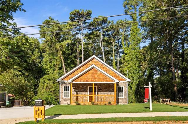 1593 Terry Mill Road SE, Atlanta, GA 30316 (MLS #6621078) :: Kennesaw Life Real Estate