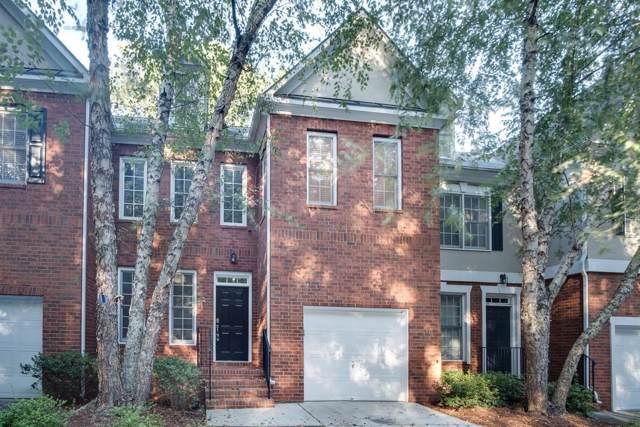 4707 Longcourt Drive SE #4707, Smyrna, GA 30080 (MLS #6621109) :: Kennesaw Life Real Estate