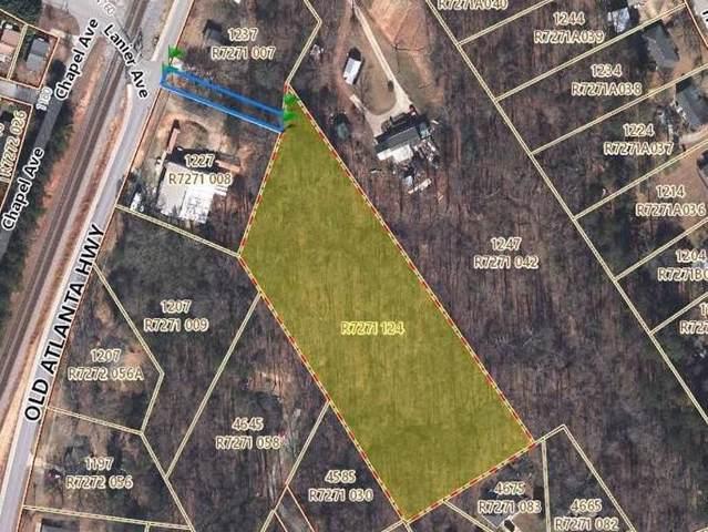 0 Railroad Avenue, Sugar Hill, GA 30518 (MLS #6621113) :: Rock River Realty