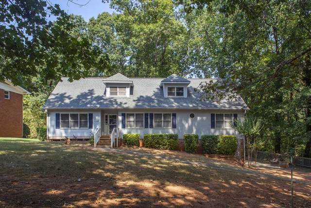 4824 Kenilworth Drive, Stone Mountain, GA 30083 (MLS #6621128) :: North Atlanta Home Team