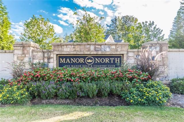 811 Creekside Trail, Alpharetta, GA 30004 (MLS #6621153) :: RE/MAX Paramount Properties