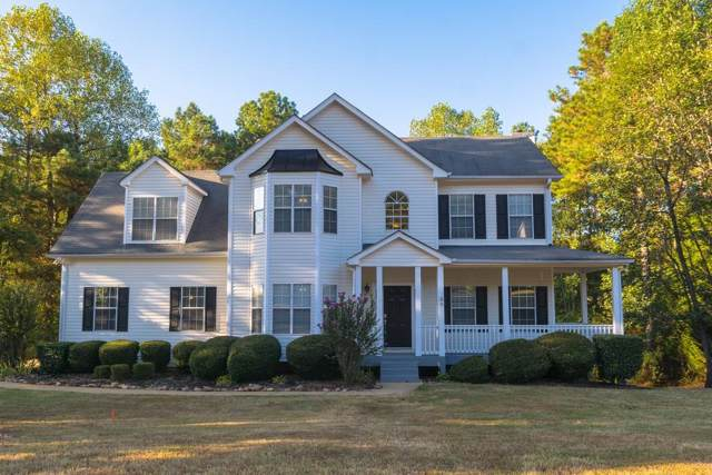 245 Sturgess Run, Sharpsburg, GA 30277 (MLS #6621172) :: RE/MAX Prestige
