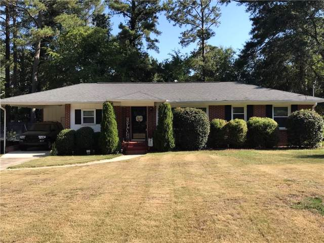 23 Meadow Lane SW, Rome, GA 30165 (MLS #6621202) :: North Atlanta Home Team