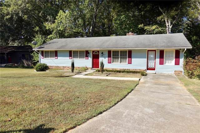 4877 Cherokee Way SE, Conyers, GA 30094 (MLS #6621204) :: North Atlanta Home Team