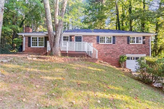 1538 Oakmont Drive, Acworth, GA 30102 (MLS #6621259) :: North Atlanta Home Team