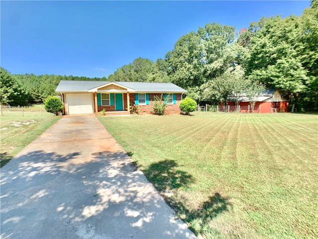 2174 Old Baccus Road, Monroe, GA 30656 (MLS #6621275) :: North Atlanta Home Team