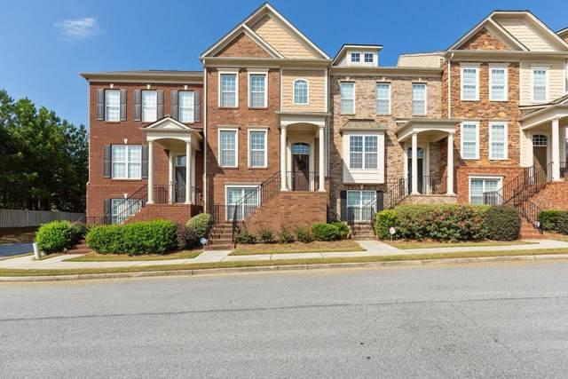2383 Millhaven Street SE #15, Smyrna, GA 30080 (MLS #6621280) :: Todd Lemoine Team