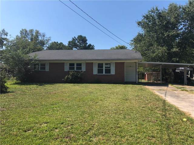 133 Malone Drive NW, Rome, GA 30165 (MLS #6621297) :: North Atlanta Home Team