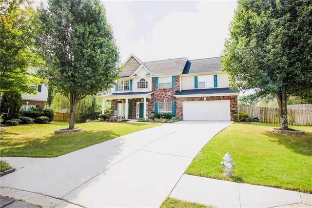 3605 Portico Point, Buford, GA 30519 (MLS #6621351) :: North Atlanta Home Team