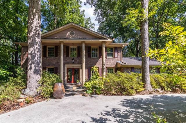 2146 Brendon Drive, Dunwoody, GA 30338 (MLS #6621359) :: North Atlanta Home Team