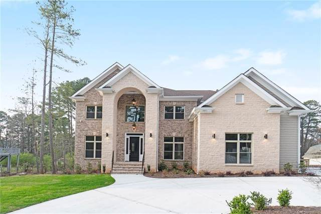 3485 W Elmwood Circle, Snellville, GA 30078 (MLS #6621400) :: North Atlanta Home Team