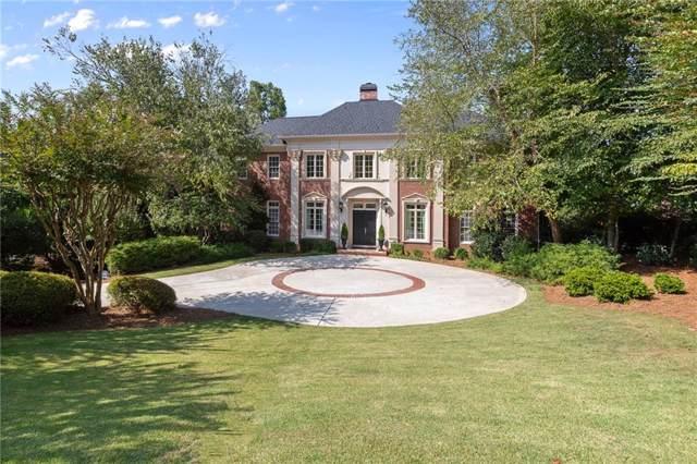 3831 River Mansion Drive, Peachtree Corners, GA 30096 (MLS #6621422) :: North Atlanta Home Team
