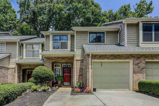 663 Granby Hill Place, Alpharetta, GA 30022 (MLS #6621427) :: North Atlanta Home Team