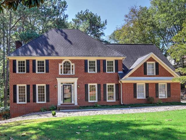 3625 Glen Crossing Drive, Johns Creek, GA 30022 (MLS #6621505) :: RE/MAX Paramount Properties