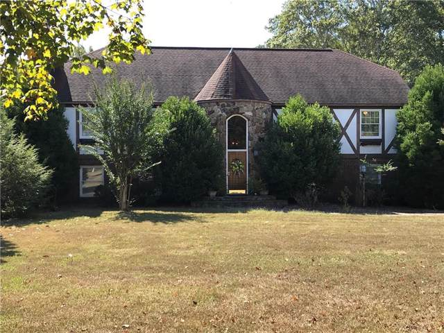 198 Chiefton Drive NE, Calhoun, GA 30701 (MLS #6621537) :: Rich Spaulding