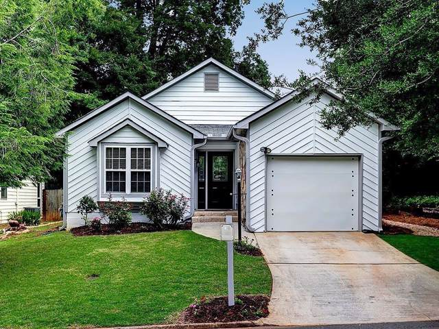 1133 Capital Club Circle NE, Brookhaven, GA 30319 (MLS #6621568) :: North Atlanta Home Team