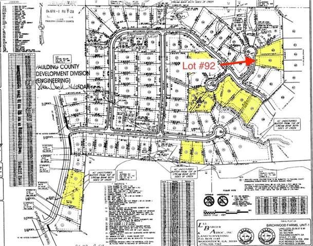44 Beacon Place, Dallas, GA 30132 (MLS #6621579) :: North Atlanta Home Team