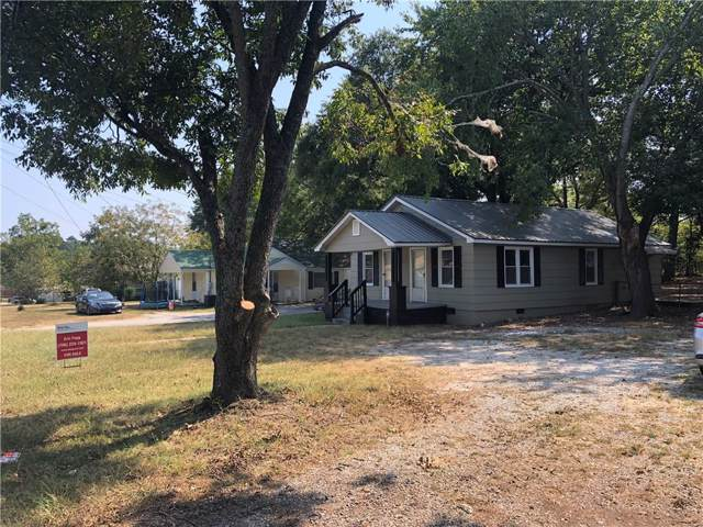 622 E Johnson Street, Hartwell, GA 30643 (MLS #6621583) :: North Atlanta Home Team