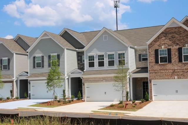 6233 Thorncrest Drive #8, Tucker, GA 30084 (MLS #6621584) :: The Zac Team @ RE/MAX Metro Atlanta