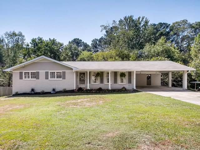 2994 Barry Avenue SE, Smyrna, GA 30082 (MLS #6621638) :: North Atlanta Home Team
