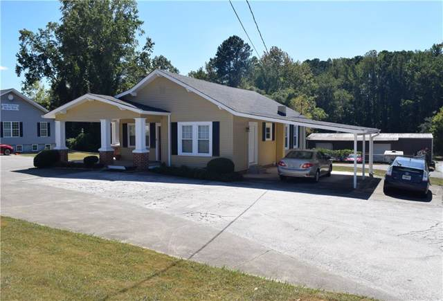 612 E Church Street, Jasper, GA 30143 (MLS #6621651) :: The North Georgia Group