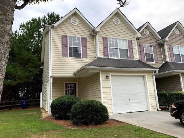 6915 Gallant Circle SE #12, Mableton, GA 30126 (MLS #6621681) :: North Atlanta Home Team
