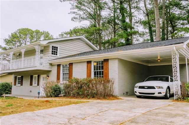 1742 Austin Drive, Decatur, GA 30032 (MLS #6621701) :: North Atlanta Home Team