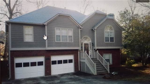 1610 Barrier Road, Marietta, GA 30066 (MLS #6621737) :: North Atlanta Home Team