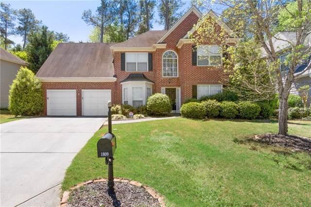 1809 Hidden Springs Walk SE, Smyrna, GA 30082 (MLS #6621764) :: North Atlanta Home Team