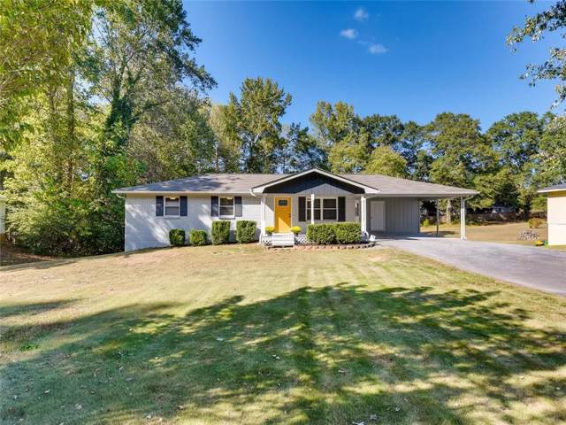 5820 Hiram Powder Springs Road, Powder Springs, GA 30127 (MLS #6621768) :: North Atlanta Home Team