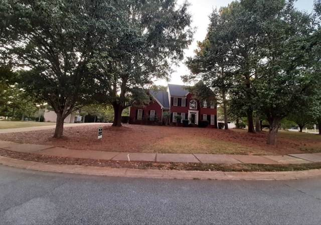 125 Overlook Court, Fayetteville, GA 30215 (MLS #6621830) :: The North Georgia Group