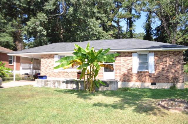 2490 Habersham Drive, Decatur, GA 30032 (MLS #6621845) :: North Atlanta Home Team