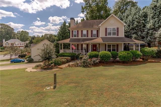 168 Eagle Glen Drive, Woodstock, GA 30189 (MLS #6621857) :: North Atlanta Home Team