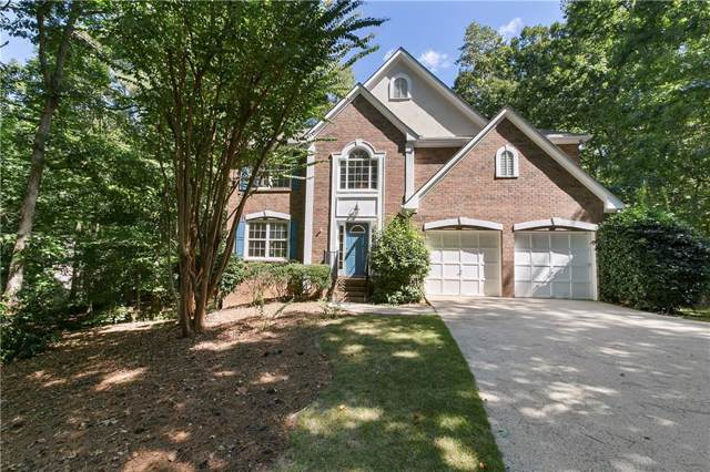 805 Sable Pointe Road, Alpharetta, GA 30004 (MLS #6621868) :: North Atlanta Home Team