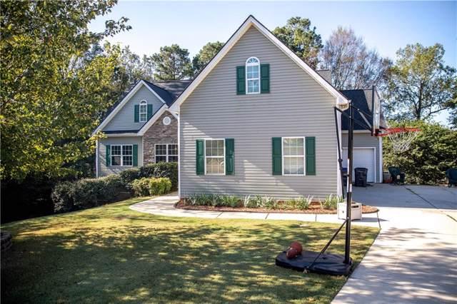 291 Laurel Oaks Lane, Jefferson, GA 30549 (MLS #6621929) :: North Atlanta Home Team