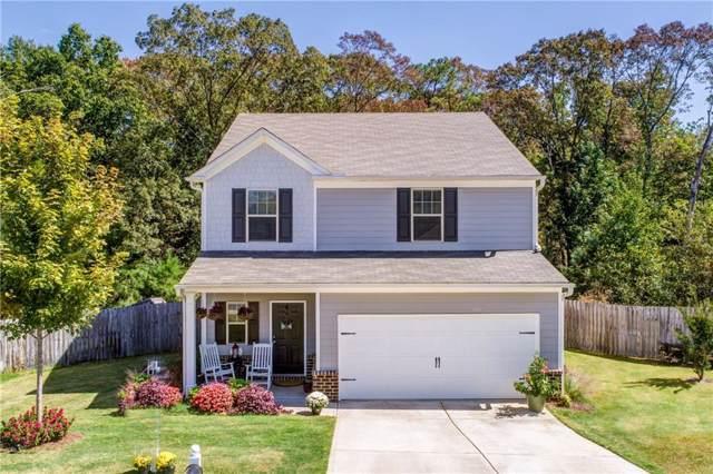 8 Overlook Point SE, Cartersville, GA 30121 (MLS #6621931) :: North Atlanta Home Team