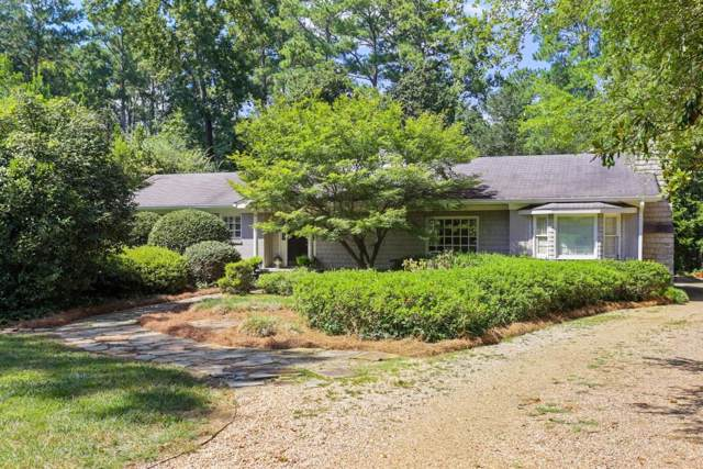 223 Pineland Road NW, Atlanta, GA 30342 (MLS #6621957) :: The Hinsons - Mike Hinson & Harriet Hinson