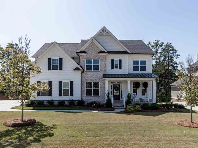 108 Sierra Circle, Woodstock, GA 30188 (MLS #6622104) :: Charlie Ballard Real Estate