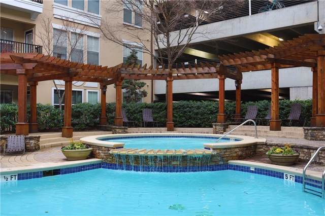 1850 Cotillion Drive #2221, Atlanta, GA 30338 (MLS #6622122) :: North Atlanta Home Team