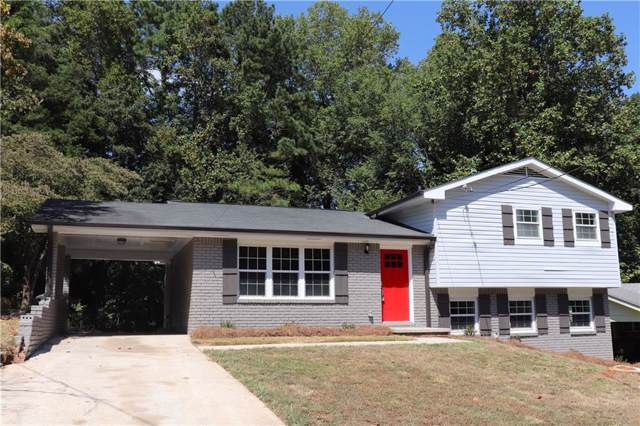 2590 Mcglynn Drive, Decatur, GA 30034 (MLS #6622132) :: North Atlanta Home Team
