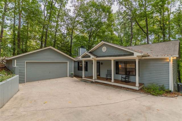 773 Lula Garrett Road, Dawsonville, GA 30534 (MLS #6622134) :: North Atlanta Home Team