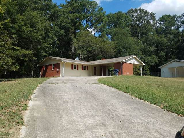 3320 Ridgecrest Drive, Powder Springs, GA 30127 (MLS #6622157) :: North Atlanta Home Team