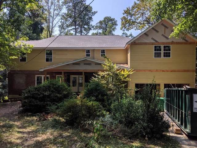 1433 Merriman Lane NE, Atlanta, GA 30324 (MLS #6622168) :: The North Georgia Group