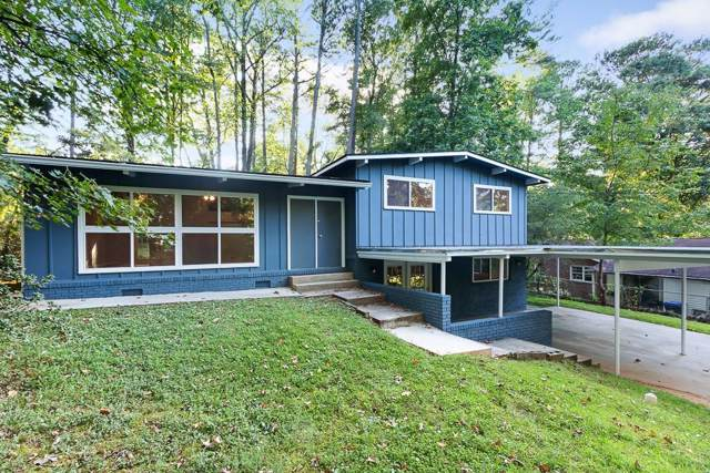2034 Longview Way, Chamblee, GA 30341 (MLS #6622182) :: North Atlanta Home Team