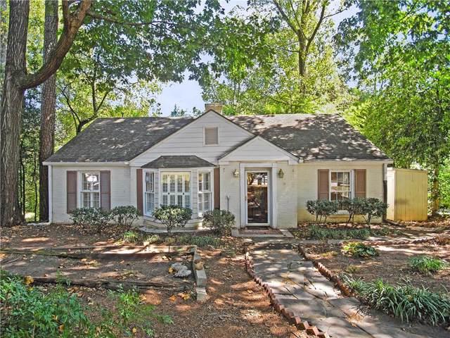 2000 Westminster Way NE, Atlanta, GA 30307 (MLS #6622212) :: RE/MAX Paramount Properties