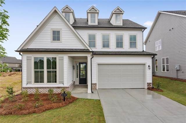 311 Timbercreek Drive, Holly Springs, GA 30115 (MLS #6622216) :: Team RRP | Keller Knapp, Inc.