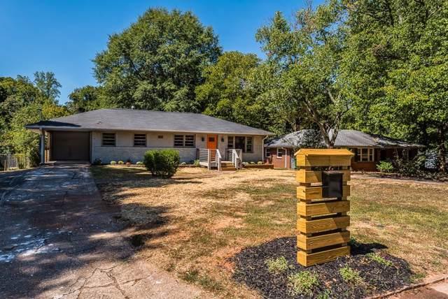 2213 Starline Drive, Decatur, GA 30032 (MLS #6622375) :: The Heyl Group at Keller Williams