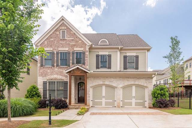 874 E Olmstead Lane, Johns Creek, GA 30097 (MLS #6622424) :: The North Georgia Group